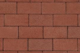 Betonbestrating - Betonstraatsteen Rood