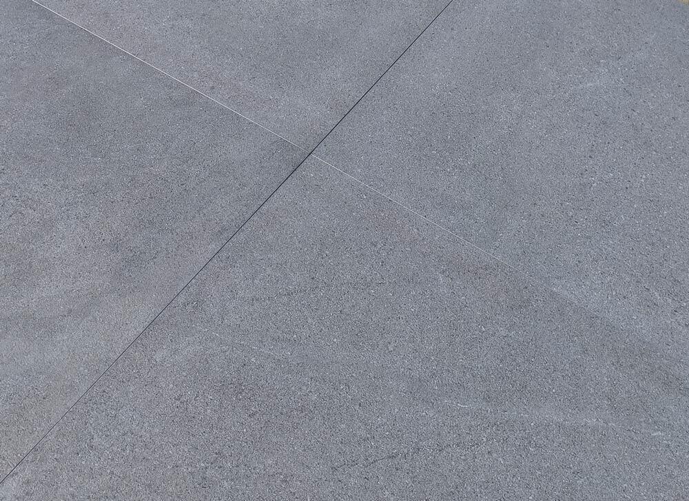 Voorjaarsactie keramische terrastegels - Houston Grey