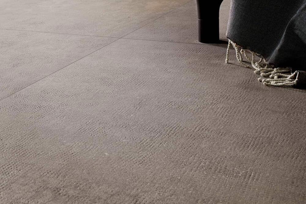 Vloertegels betonlook 90x90 cm - X-Beton Dot-70