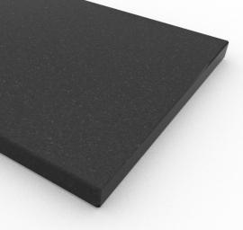Graniet vensterbanken - Nero Assoluto Graniet Vensterbanken - Gepolijst