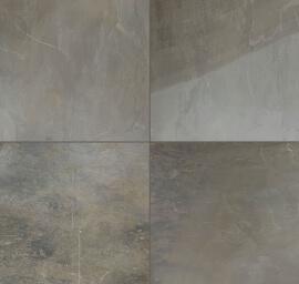 Bruine terrastegels - Leisteen Multicolor India (Buiten)