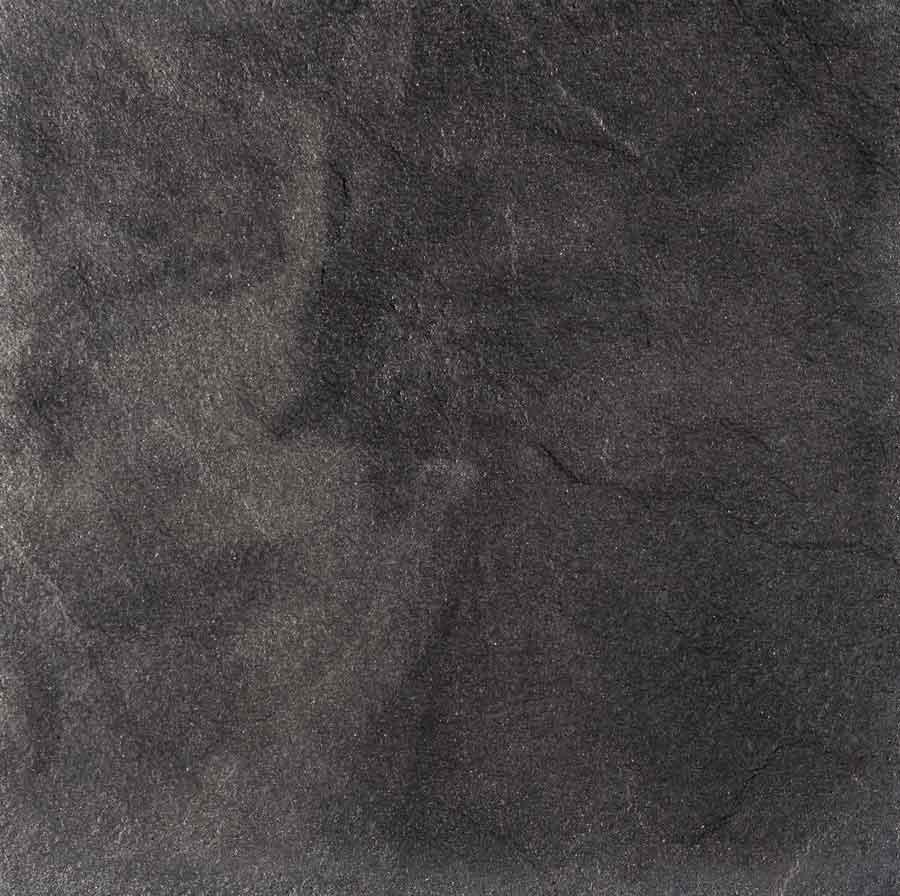 Betontegels 60x60 - Chique Grijs / Zwart Wave