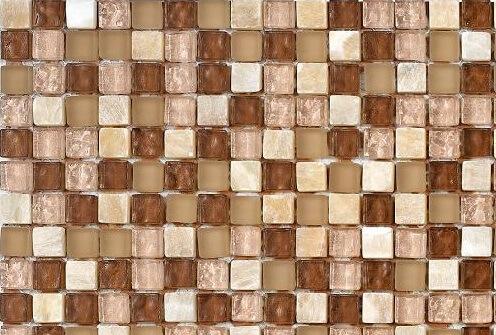 Mozaiek wandtegels - Zamora Beige