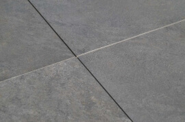 Industriele terrastegels - Quartz Dark Grey 2.0