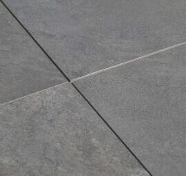 Terrastegels 60x60 - Quartz Dark Grey 2.0