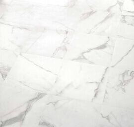Bianco d'Italia Arabescato - Semi gepolijst