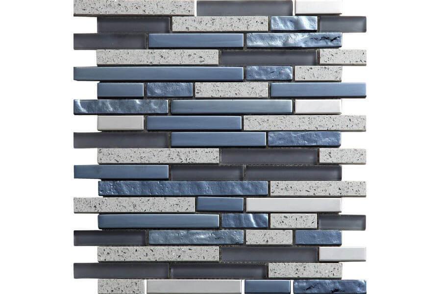 Tegels 30x30 - Quartz Grey - Mozaïek