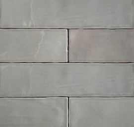 Wandtegels 7,5x30 - Flash Lead