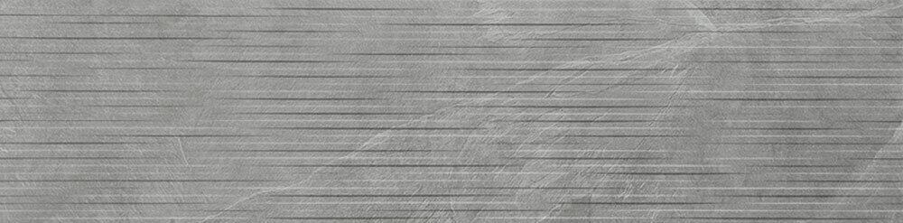 Wandtegels Leisteen Look - Cornerstone Slate Grey Parallelo