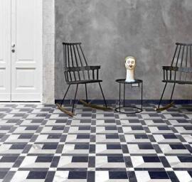 Portugese keramische wandtegels - Byron Mosaico E-3D