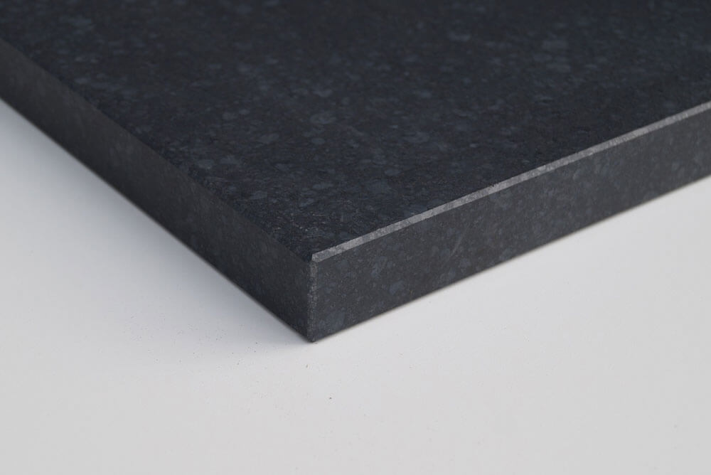 Paalmutsen - Basalt Paalmuts - Plat