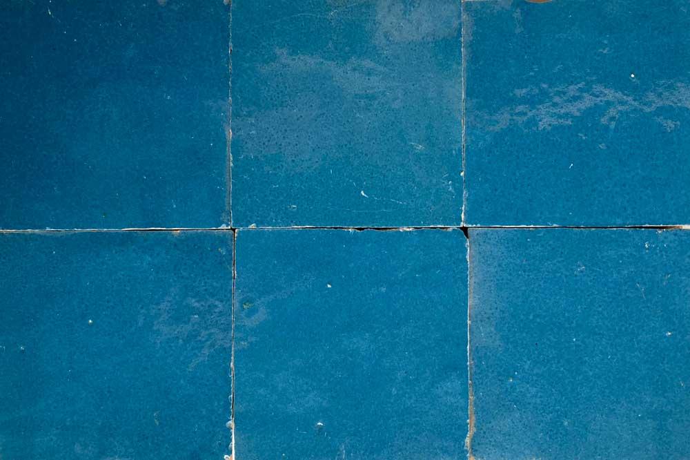 Wandtegels 10x10 - Zelliges TC 33
