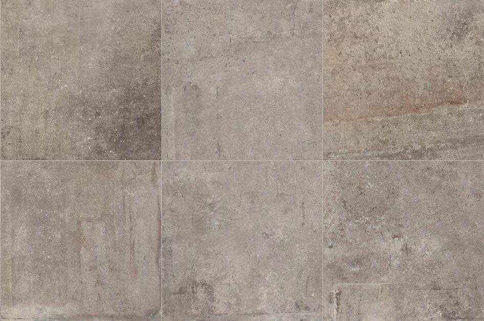 Taupe vloertegels - Le Reverse Taupe Antique