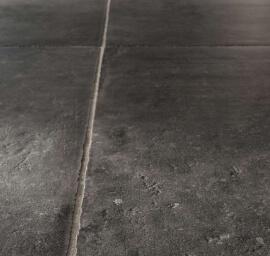 Getrommelde vloertegels - Le Reverse Nuit Antique Bordo Heritage