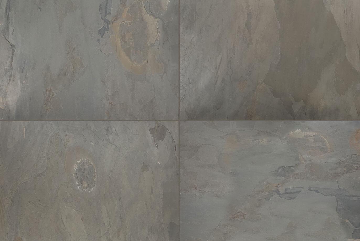 Leisteen wandtegels - Leisteen Multicolor India (Binnen)