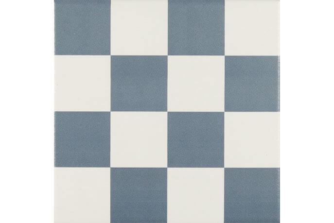 Beige wandtegels - Antigua Azul 003 - 20x20
