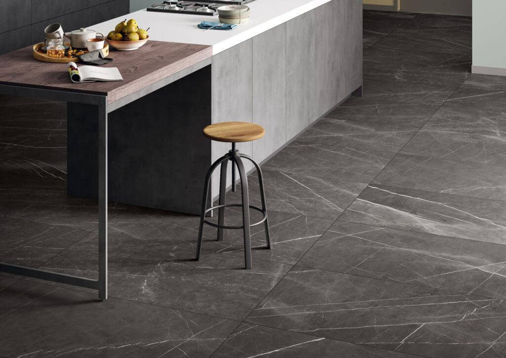 Antraciet wandtegels - Blustyle Elite Pietra Grey - Natural