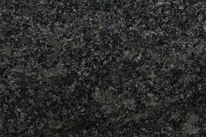 Wandtegels 40 cm - vrije lengte - Steel Grey Graniet - Leather Finish