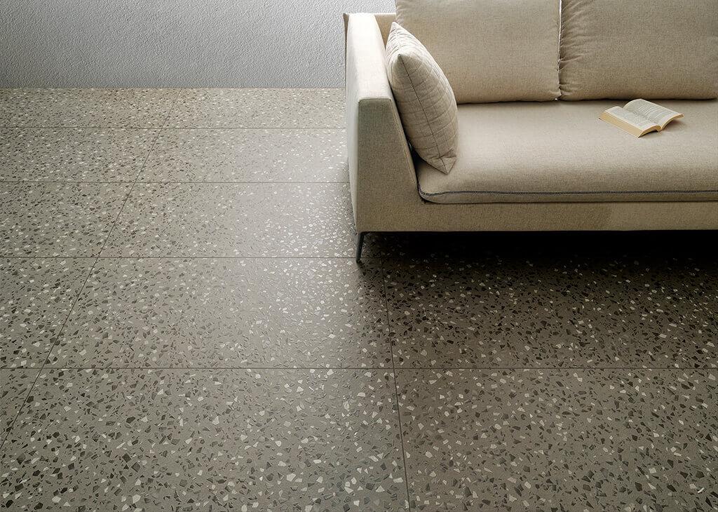 Vloertegels 30x30 - Terrazzo Beton Maxi