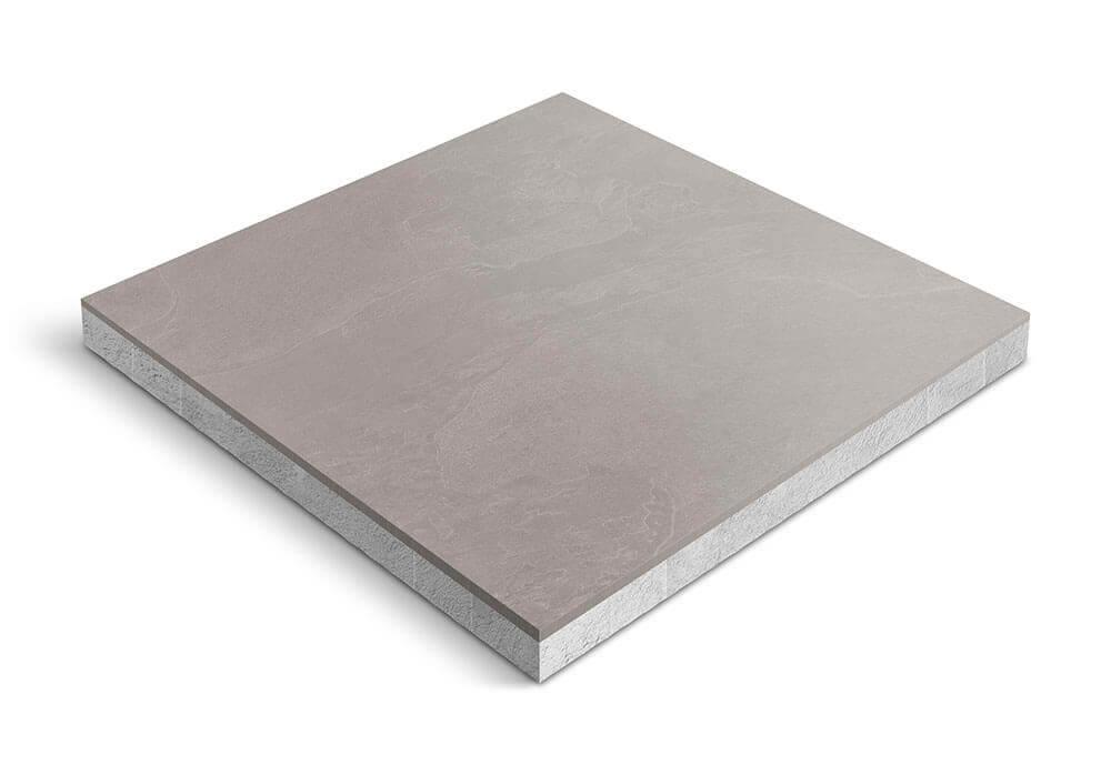 Keramiek op beton - CeraDeco Nordica Grey Lux