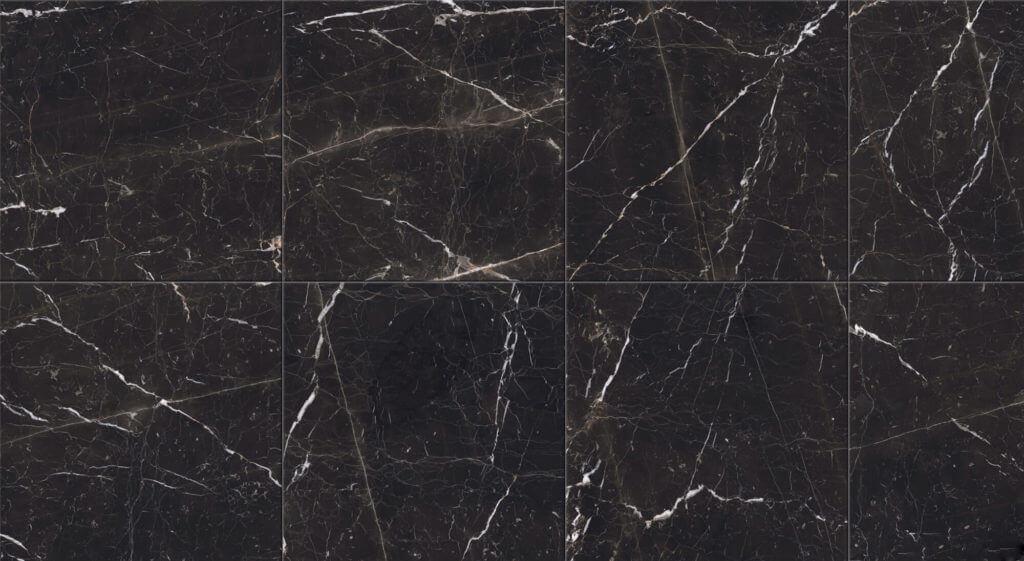 Wandtegels Marmer Look - To Be Marble Portoro - Natural