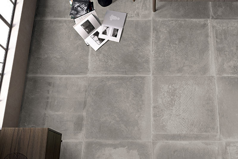 Tegels 30x30 - Dust Grey