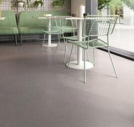 Vloertegels betonlook 60x120 cm - Insideart Ash