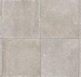 Terrastegels Hardsteen Look - Evolution du Kronos Évo Greyge (Buiten)