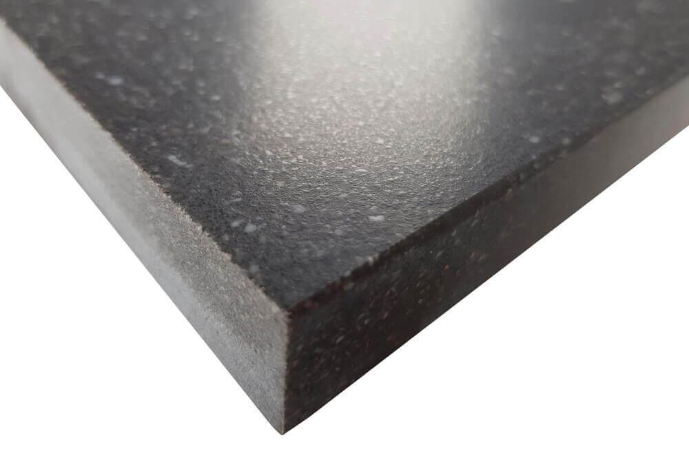 Kwartscomposiet vensterbanken - Belgisch Hardsteen Kwartscomposiet Vensterbank - Leather Finish