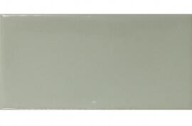 Portugese wandtegels 7,5x15 - Craquelé sage 7,5x15 cm