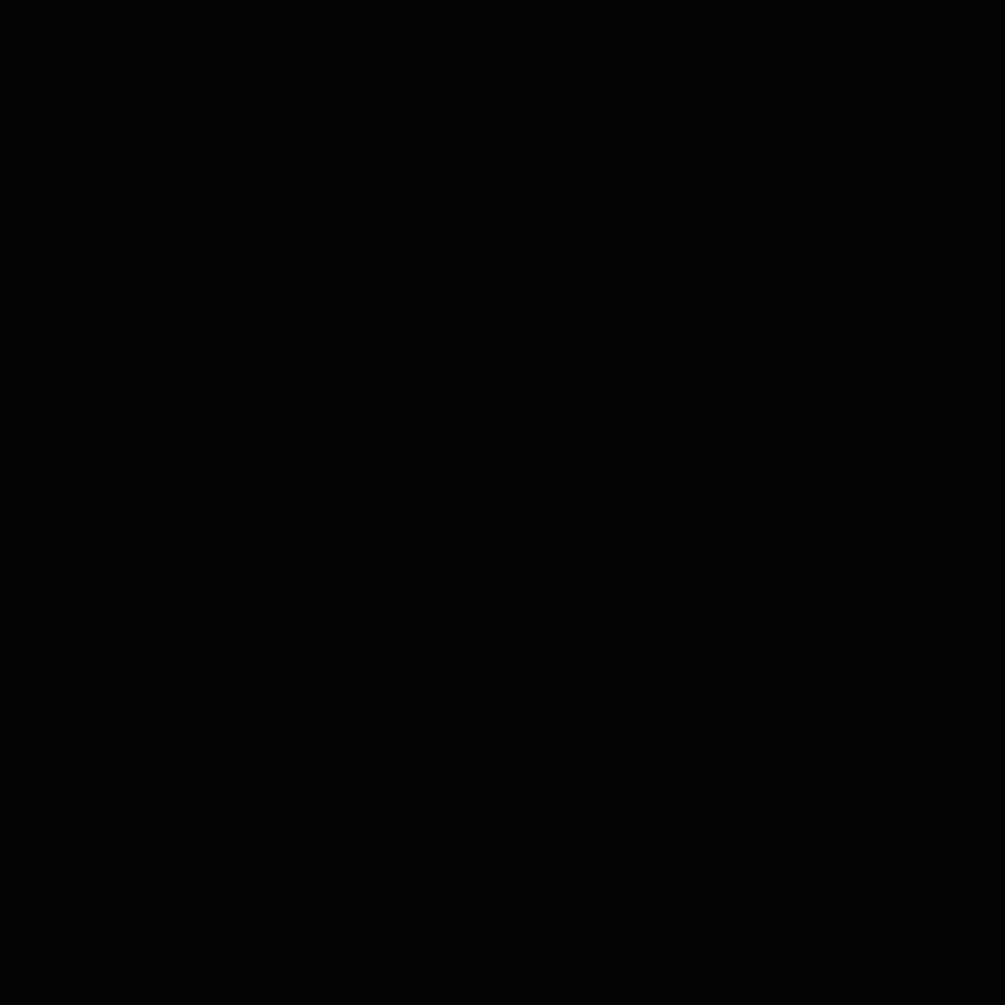 Zwarte wandtegels - Patchwork Black & White - Black