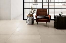Vloertegels 90x90 - Terraviva Sabbia