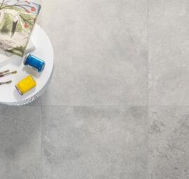Concrete Gravel Green Grey