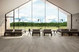 Vloertegels houtlook 30x180 cm - Primewood Taupe