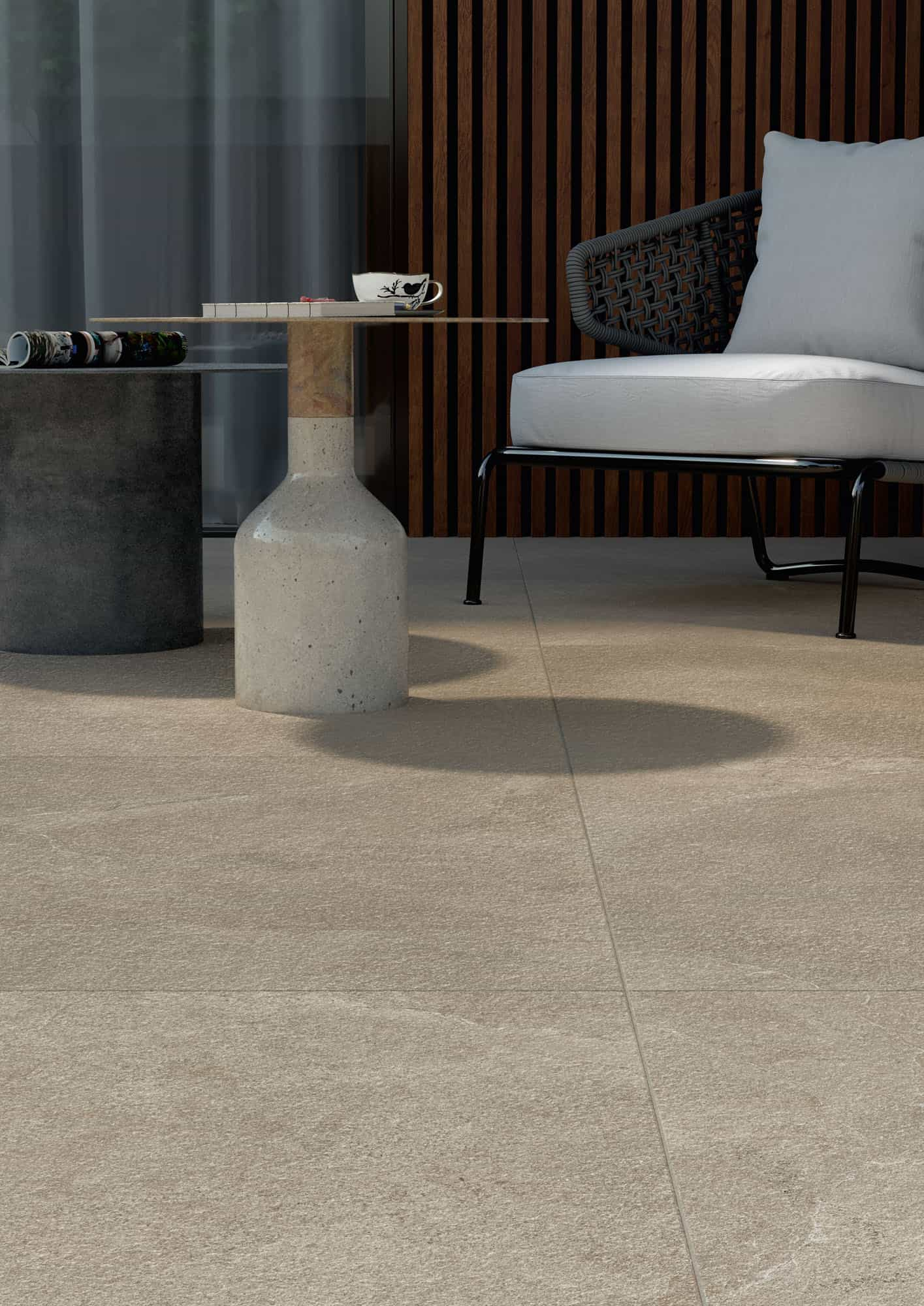 Wandtegels Marmer Look - Lithos Desert - Sabbiata