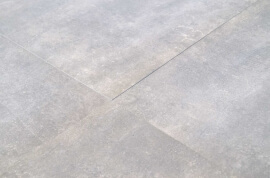 Vloertegels 14,5x75 - Concrete Look Dark Grey