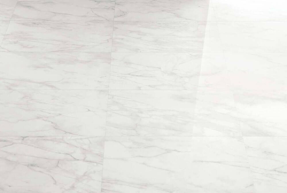 Gepolijste vloertegels - Bianco d'Italia Calacatta - Gepolijst