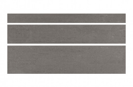 Stroken 1 cm dik - Niro Regal Antracite Mix
