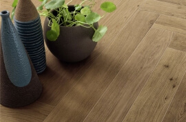 Keramisch parket grijs - Naturel Marron
