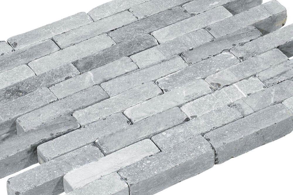 Natuursteen bestrating - Vietnamese hardsteen waalformaat