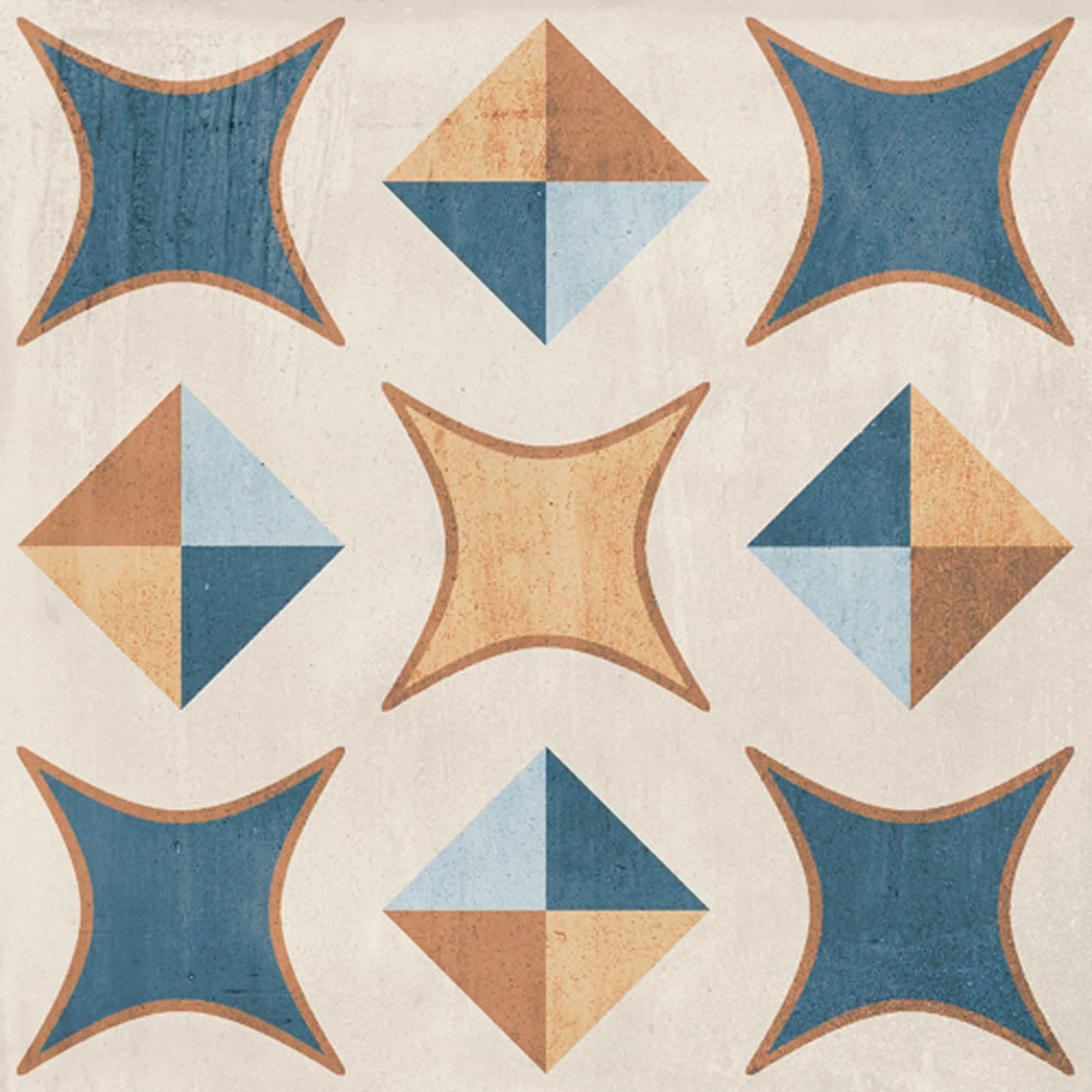 Portugese vloertegels - Patchwork Colors 04
