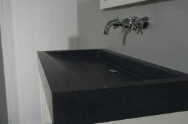 Granieten Wasbak Type 5 - 100 cm