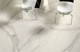 Wandtegels 30x180 - To Be Marble Statuario - Lux