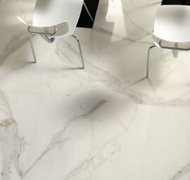 Wandtegels 50x100 - To Be Marble Statuario - Lux