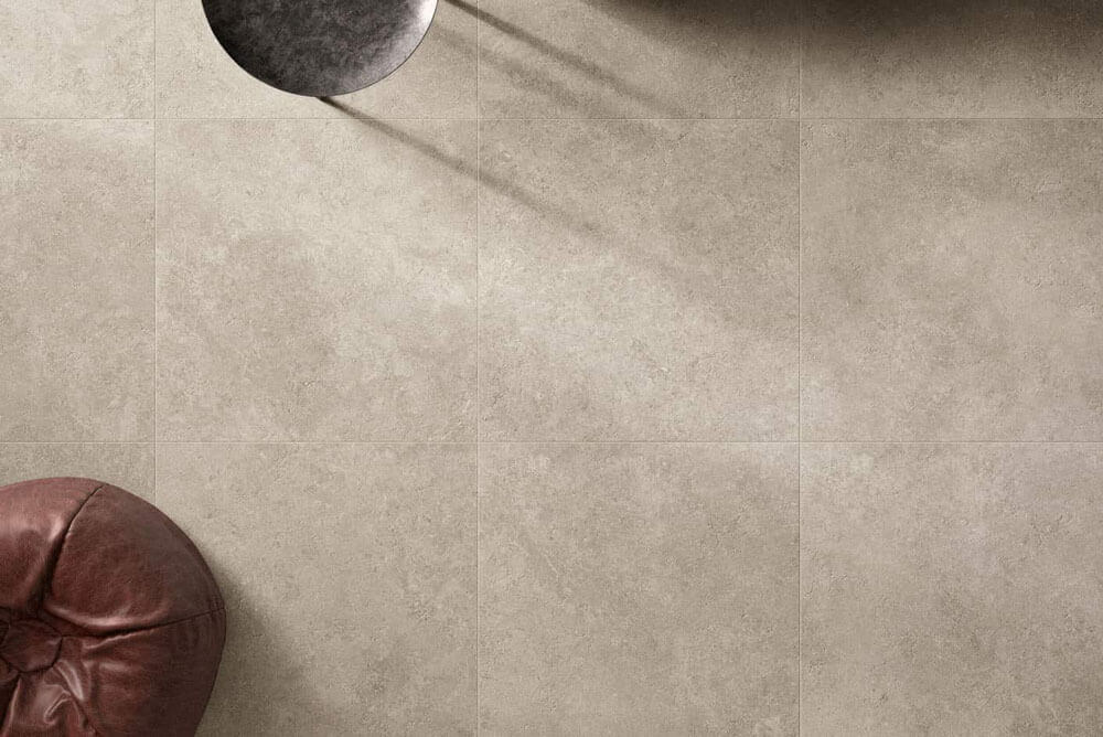 Vloertegels douche - Secret Stone Shadow Grey