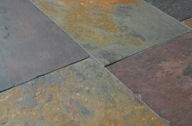 Natuursteen plinten - Peacock Leisteen Plint