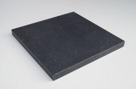 Basalt Paalmuts - Plat