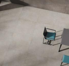 Terrastegels 100x100 - Infinity Sand (Buiten)
