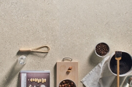Vloertegels douche - Grainstone Rough Sand - Grip