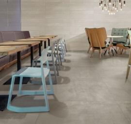 Vloertegels betonlook 30x60 cm - To Be Concrete Grigio